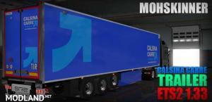 Lamberet Trailer – Calsina Carre – ETS2 1.33
