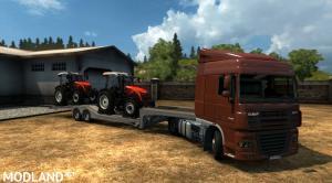Single trailer - Ursus 8014h