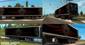 Scania  Vabis V8 Trailer, 1 photo