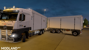Trailers - SCS Rigids by Teklic v1.4, 3 photo