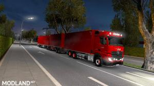 Trailers - SCS Rigids by Teklic v1.4, 1 photo