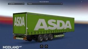 ASDA trailer