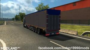 TMP - Bodex trailer