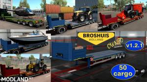 Ownable overweight trailer Broshuis v1.2.1