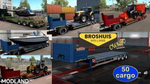 Ownable overweight trailer Broshuis
