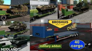 Military Addon for Ownable Trailer Broshuis v1.2.3