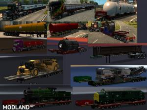 Chris45 Trailers Pack v 9.14 1.35, 1 photo
