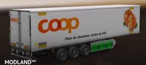 Coop Electric Trailer – Standalone