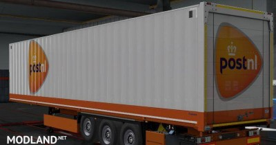 Courier Companies skins for Krone Dryliner, 3 photo