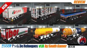 Pack De Reboques v1.0 by South Gamer, 1 photo