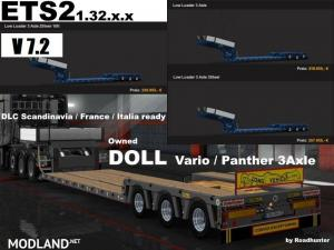 Doll 3 Axle Owned Trailer v 7.2, 1 photo
