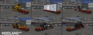 Doll 3 Axle Owned Trailer v 7.2, 2 photo