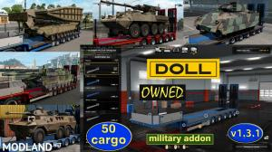 Military Addon for Ownable Trailer Doll Panther v1.3.1 - External Download image