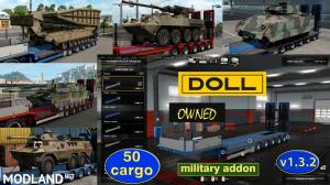 Military Addon for Ownable Trailer Doll Panther v1.3.2, 1 photo