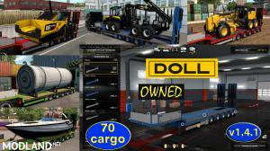Ownable overweight trailer Doll Panther v1.4.1, 1 photo