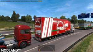 Double Decker Trailers in Traffic 1.34.x, 9 photo