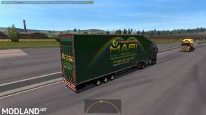 Double Decker Trailers in Traffic 1.34.x, 5 photo