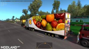 Double Decker Trailers in Traffic 1.34.x, 6 photo