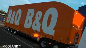 B&Q Double Decker Trailer [Ownable], 1 photo