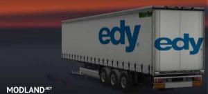 Edy Trailer Skin