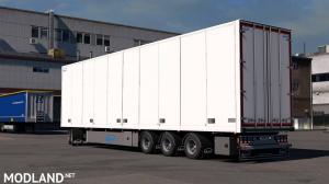 Ekeri Tandem trailers ADDON by Kast (14.11.18)