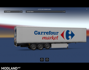 Trailer Carrefour Market, 3 photo