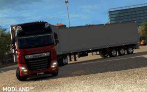 Double Trailers ETS2, 2 photo