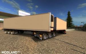 Double Trailers ETS2, 1 photo