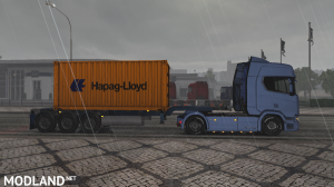 Hapag-Lloyd Trailer, 1 photo