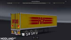 ETS2 Double-Trailers v 3.0, 1 photo