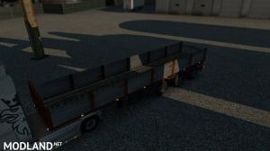 Empty Brick trailer explor