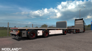Lunna's Flatbed Addon For Tandem and Ekeri by Kast 1.33, 1.34, 1 photo