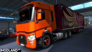 Pink Ribbon Charity Event Trailer Ownable [MP-SP] [TruckersMP] [Multiplayer], 1 photo