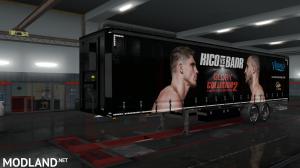 Glory Kickboxing Rico VS Badr