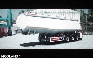 Kassbohrer Tanker Trailer 1.35, 3 photo