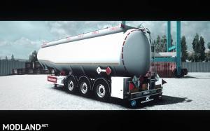 Kassbohrer Tanker Trailer 1.35, 1 photo
