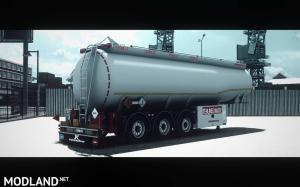 Kassbohrer Tanker Trailer 1.35, 2 photo