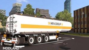 Hifa Group Trailer