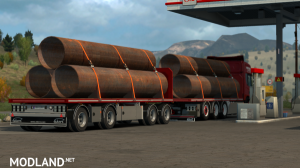 Lunna's Flatbed Addon For Tandem and Ekeri by Kast 1.33, 1.34, 2 photo