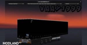 Krone Dynamique Trailer