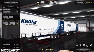 Krone in ownership 1.34.x