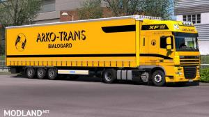 Krone Megaliner Skin Pack v1.8 by TheNuvolari, 2 photo