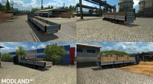 TMP - Krone flatbed, 1 photo