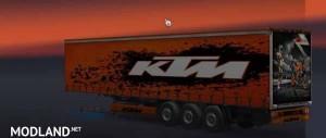 KTM Trailer