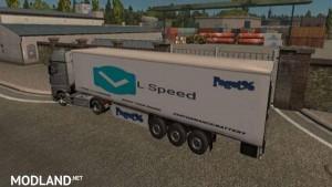 L Speed Trailer