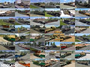 Military Cargo Pack by Jazzycat v3.9, 1 photo