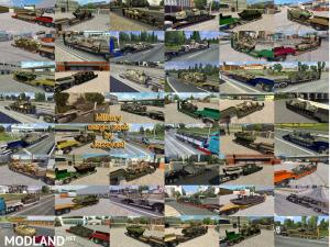 Military Cargo Pack by Jazzycat v4.2, 1 photo