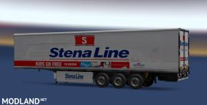 Stenaline Trailer