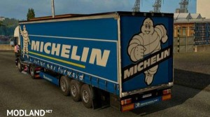 Michelin Trailer Skin, 1 photo