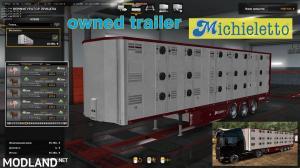 Ownable Livestock Trailer Michieletto v 1.0.2